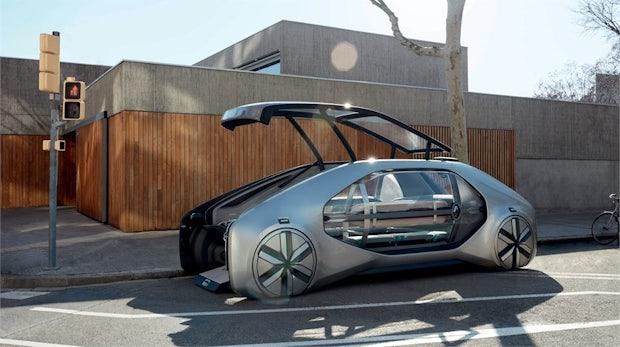 Frankreich will autonome Autos ab 2020 auf die Straße lassen