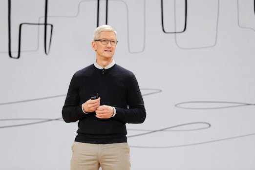 "Apple Pay: Tim Cook lobt ""Riesenerfolg"" beim deutschen Start"