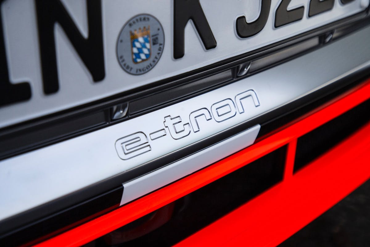 E-Tron-Prototyp. (Foto: Audi)