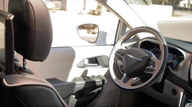 Waymo-Video: So fährt es sich in einem völlig fahrerlosen Roboterauto
