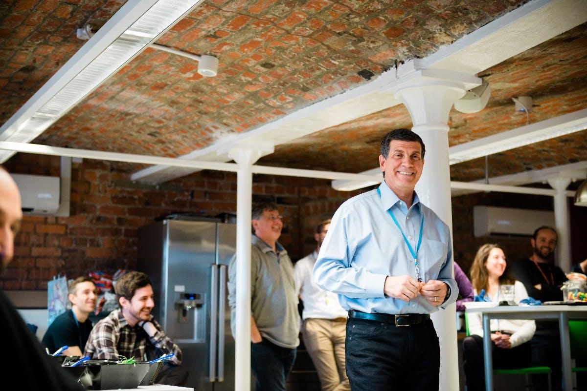 Dieses Startup fordert Microsoft und SAP heraus