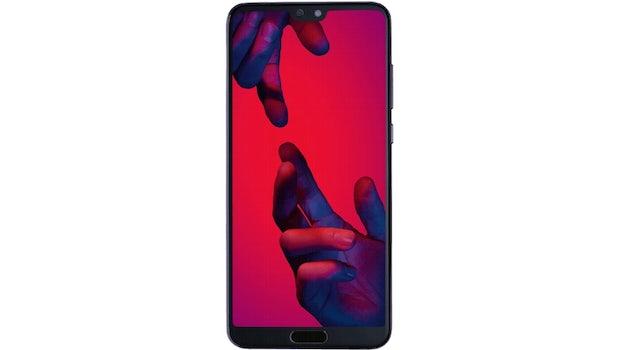 Huawei P20 Pro. (Bild: Media Markt; Huawei)