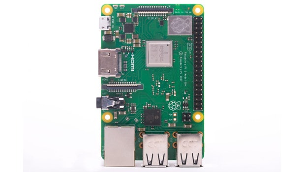 Raspberry Pi 3 Model B+. (Foto: Raspberry Pi Foundation)