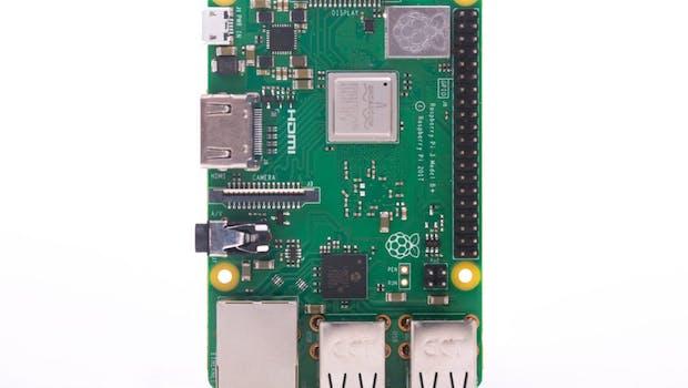 Raspberry Pi 3 Model B+. (Foto: Raspberry Pi Foundation)