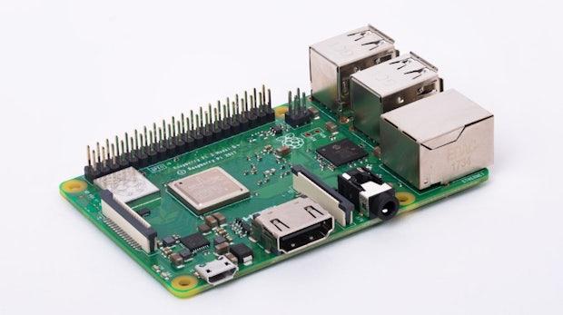 Pi-Tag: Raspberry verkauft Pi 3 Model B+ für 35 Dollar