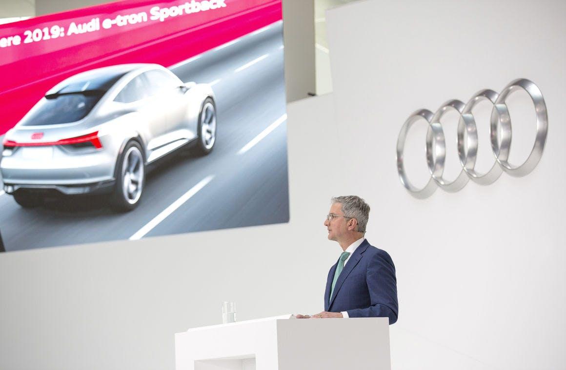 Schicker Elektro-Gran-Turismo von Audi kommt: Prototyp des E-Tron GT vorgestellt