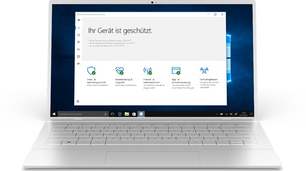 Sicherheit: Microsoft steckt Windows Defender in eine Sandbox