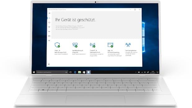 Sicherheit: Microsoft steckt Windows Defender in eine Sandbox