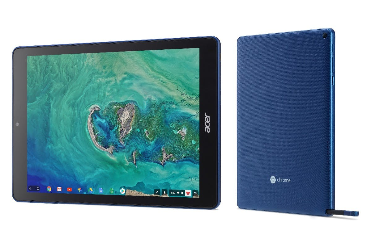 Acer Chromebook Tab 10. (Bild: Acer)