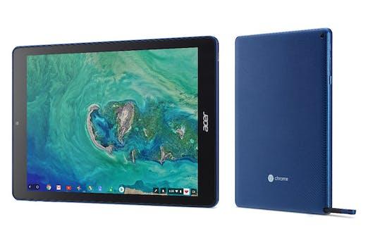 Dieses Chrome-OS-Tablet will Apples neuem iPad die Show stehlen