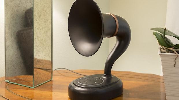 Gramazon verpasst eurem Echo Dot einen Retro-Look