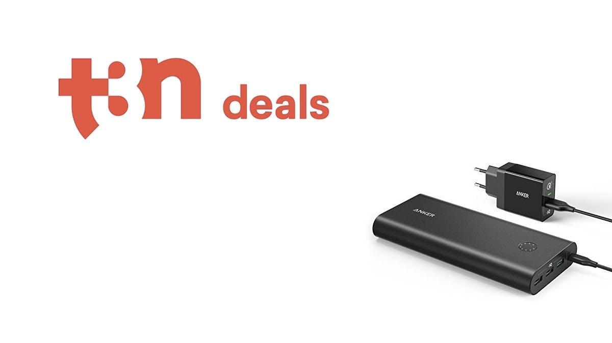 t3n-Deal: Anker-Produkte exklusiv bis zu 45 Prozent günstiger