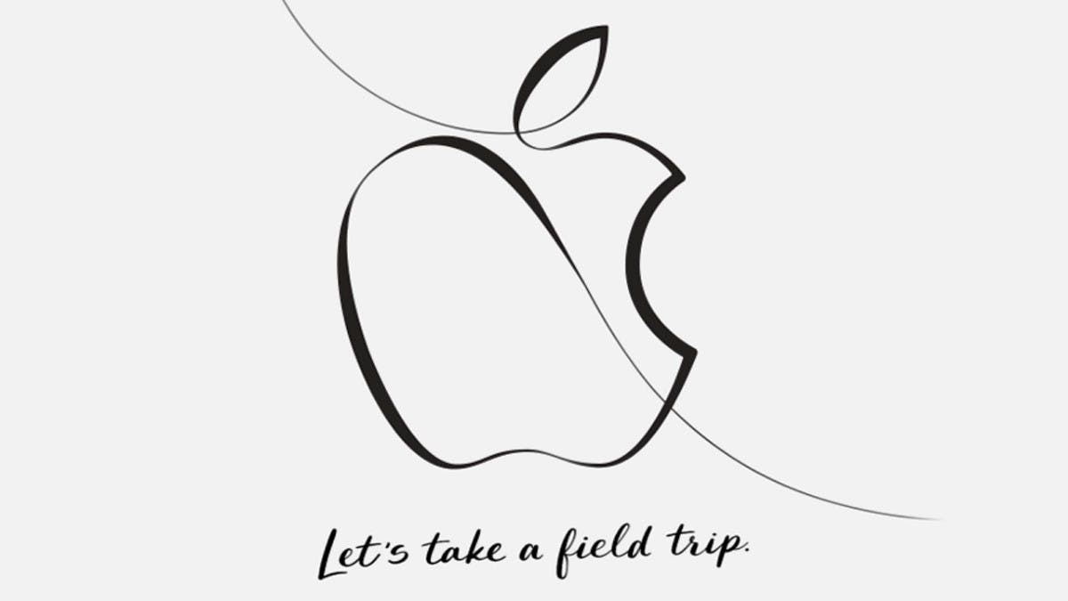 """Let's take a field trip"": Apple lädt zum Event am 27. März"