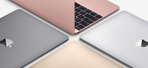 Apple Macbook. (Bild: Apple)