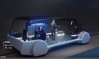 Boring Company: Elon Musk wirbt mit Gratisfahrten für Highspeed-Tunnel in L.A.