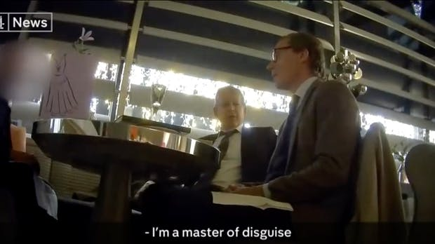 Undercover-Video: Cambridge-Analytica-Boss prahlt mit schmutzigen Tricks