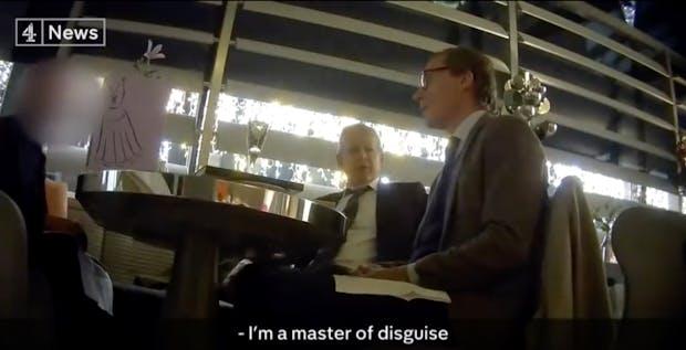 Undercover-Video: Cambridge-Analytica-Boss prahlt mit schmutzigen Tricks