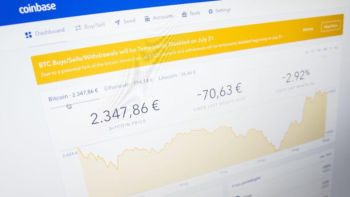 Coinbase: Sammelklage wegen Verdacht auf Insidergeschäfte