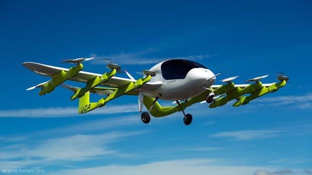Flugtaxi-Startup von Larry Page: Das steckt hinter Kitty Hawk
