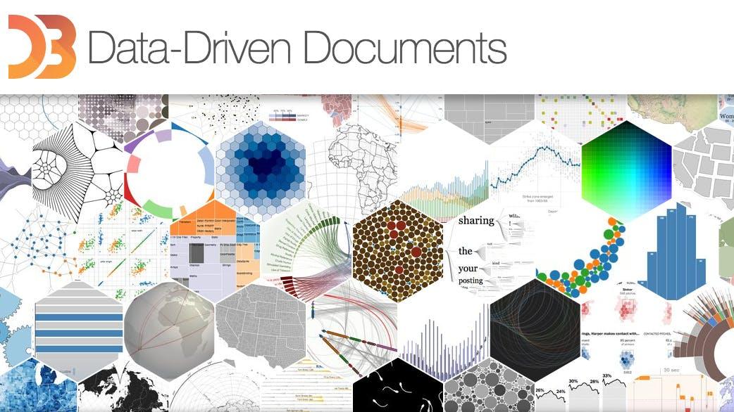 Visualisierungs-Framework D3 in Version 5 erschienen