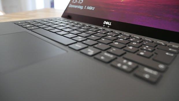 Dell XPS 13 (9370). (Foto: t3n.de)