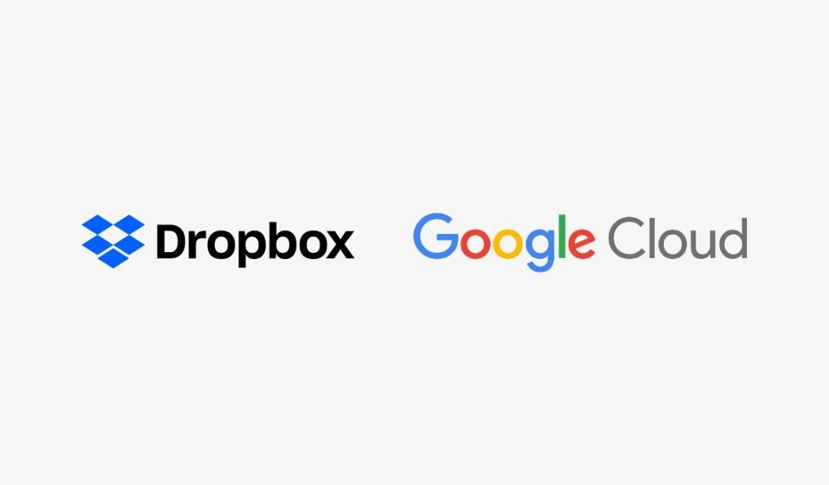 Dropbox integriert Google Docs, Gmail und Hangouts