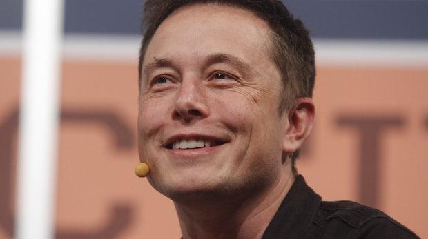 """Tesla-Chef Elon Musk bei Recode: """"Wir sind übern Berg"""""""
