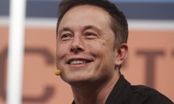 Elon Musk löst mit einem Tweet erneut ein Aktienfeuerwerk aus