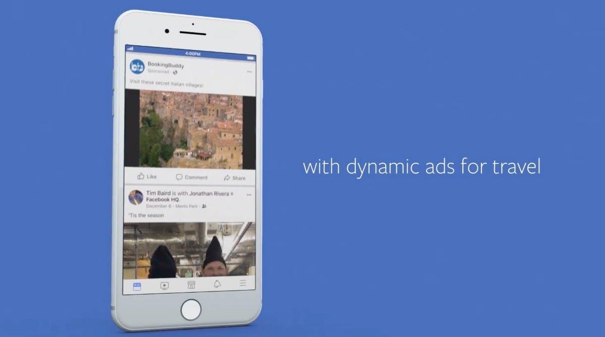 Trip Consideration: Facebook startet neue Werbemöglichkeit für Reiseanbieter