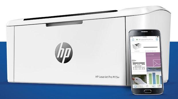 Für Freelancer und Startups: HP stellt kleinsten Laserdrucker der Welt vor