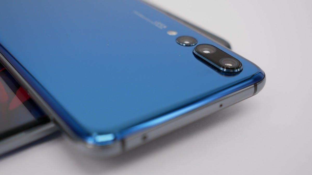 Huawei P20 Pro. (Foto: t3n.de)
