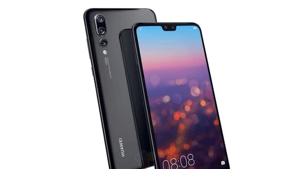 Huawei P20 Pro und P20: Deutsche Händler verraten alle Infos vorab