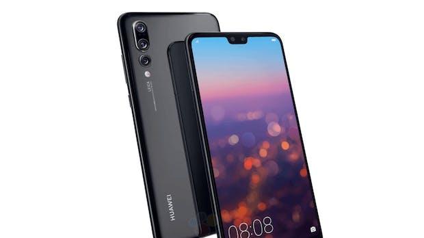 Huawei P20 Pro geleakt: Nahezu alle Infos zum Topmodell mit Triple-Hauptkamera enthüllt