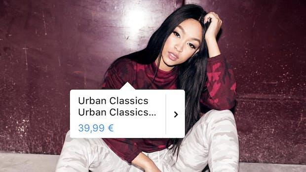 Instagram-Shopping jetzt auch für deutsche Unternehmensprofile verfügbar