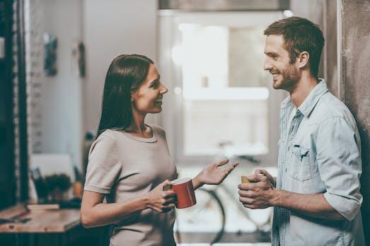 Dieser Slack-Bot organisiert Coffee-Dates unter Team-Mitgliedern