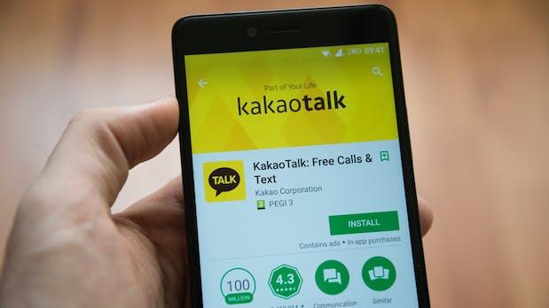 Nach Kik, Line und Telegram: Auch der Kakao-Messenger springt auf den Blockchain-Zug auf