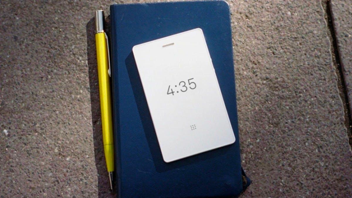 Das Light Phone 2 begeistert auf Indiegogo