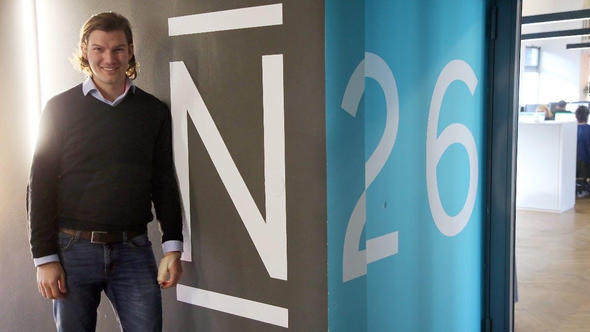 130 Millionen Euro – N26 schließt spektakuläre Finanzierungsrunde ab