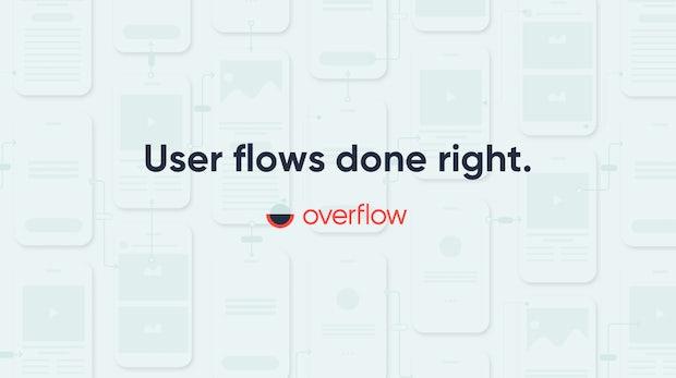 Overflow: So erstellst du Flussdiagramme ohne Kopfzerbrechen