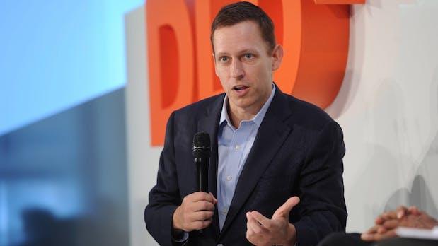 Die Firma von Peter Thiel gerät in den Sog des Facebook-Skandals