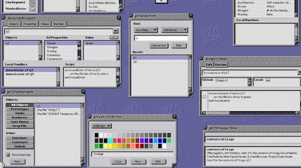 Programmier-Interfaces von 1948 bis heute
