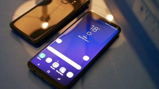 Samsung Galaxy S9 (Plus) im Test: Das bessere S8