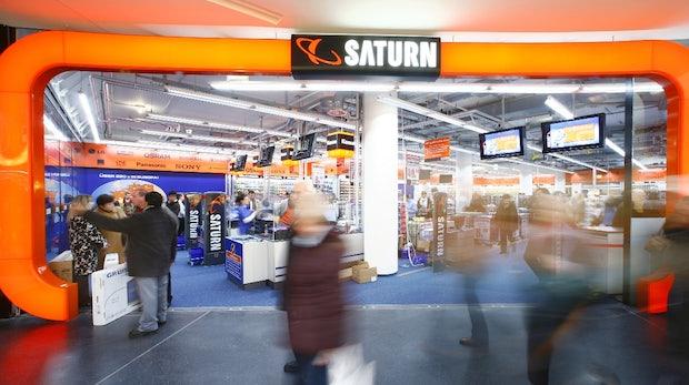 Saturn eröffnet seine erste kassenlose Filiale