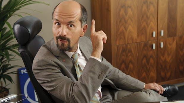 Warum viele Chefs sich wie Bernd Stromberg verhalten