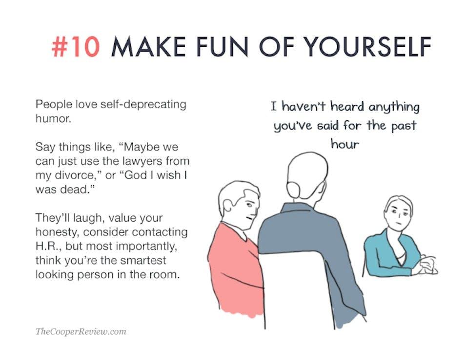 schlau wirken in meetings 10