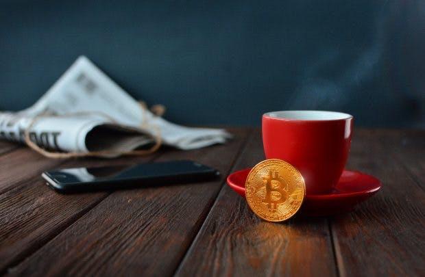 Kaffe mit Bitcoins bezahlen mit dem Lightning Network bald möglich? (Bild: Shutterstock-Varavin88)