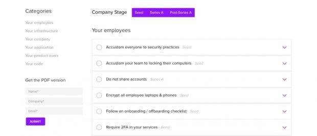 Mehr Datenschutz: Die ultimative Checkliste für jedes Startup | t3n ...