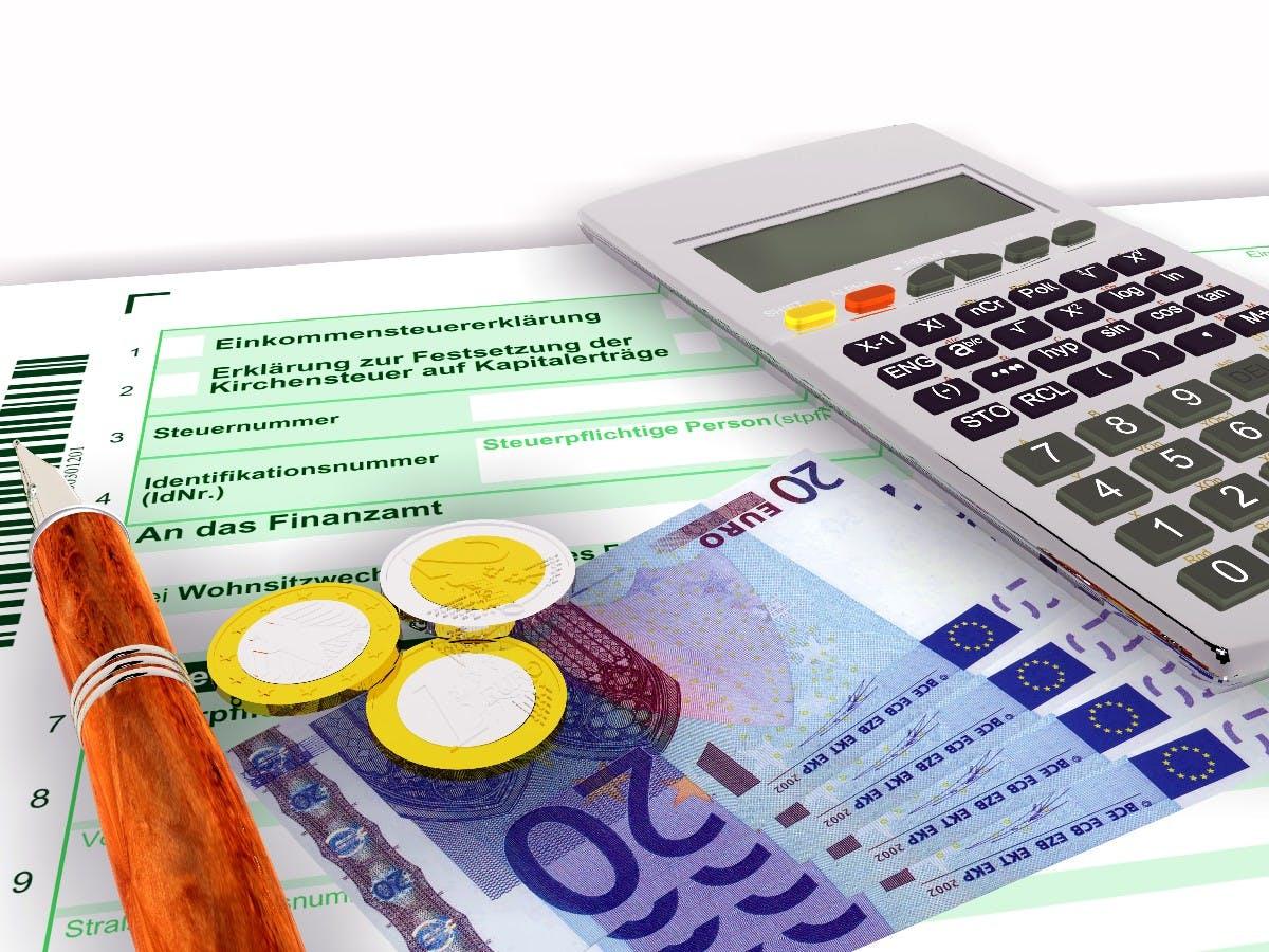 Steuererklärung: Mit diesen Apps und Online-Diensten gibt's Geld vom Finanzamt