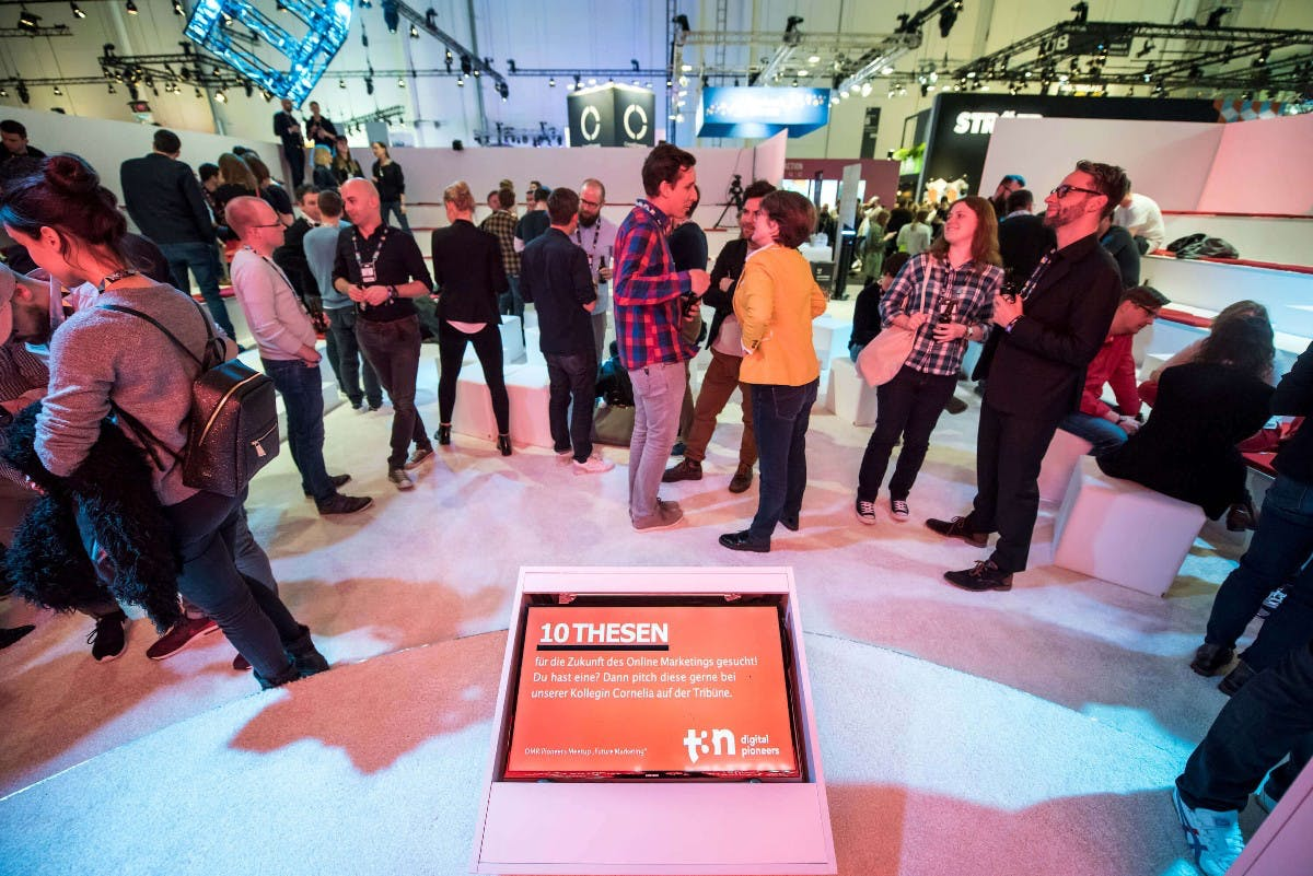 Wir haben Branchenexperten nach ihrer Meinung zur Zukunft des Online-Marketing befragt. (Foto: Bernd Brundert)