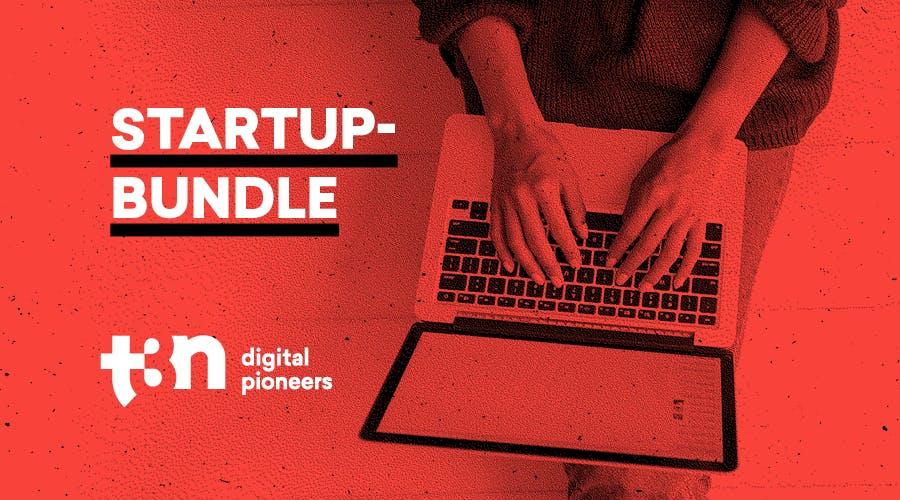 Gewinne das Startup-Bundle im Wert von über 5.600 Euro